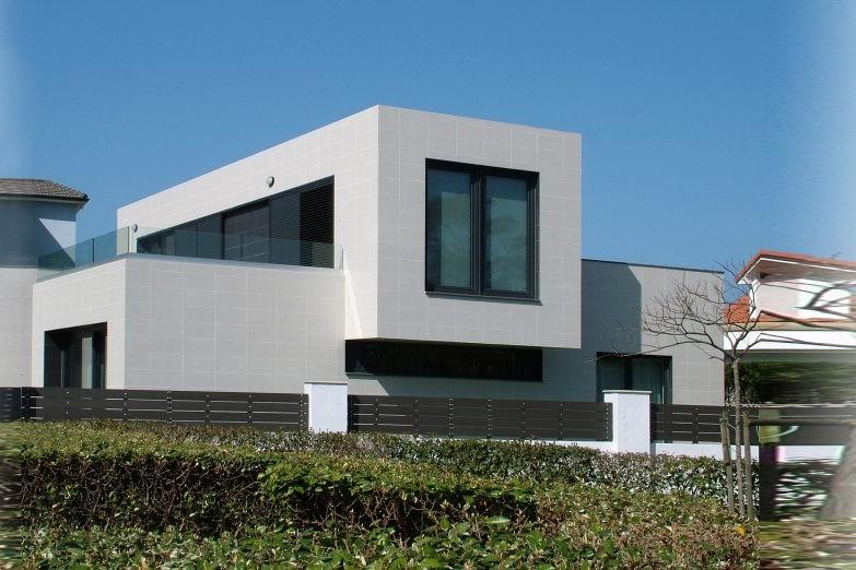 Diseño de casa Cantabria