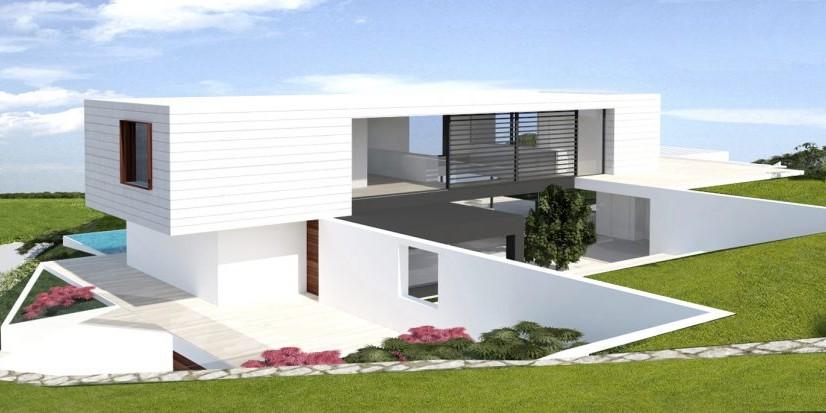 Diseño casa cantabria