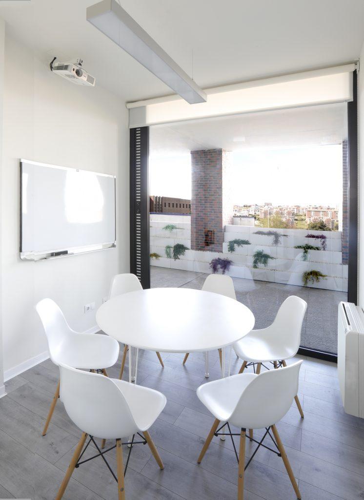 Diseño interior oficinas