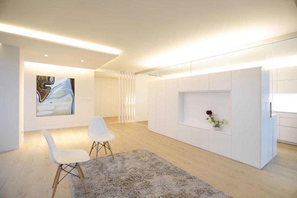 diseño de interiores vivienda